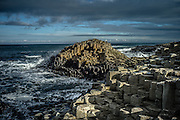 Giants Causeway, Antrim Northern Ireland