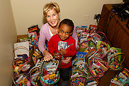 2013 - Big Brothers Big Sisters Easter basket distribution event