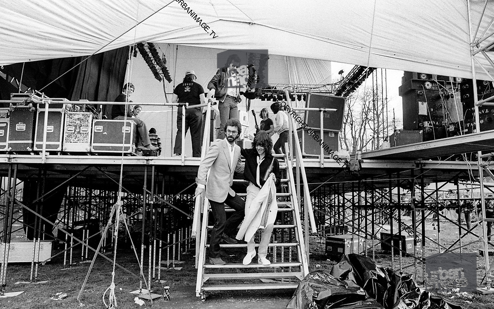 Wild Horses - The Loch Lomond Rock Festival 1979