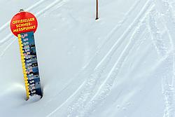 25-01-2015 NED: BvdGF Winterkamp 2015, Flachau<br /> De laatste dag van het wintersportkamp in Flachauwinkl. Iedereen heeft het weer uitstekend naar zijn/haar zin en het belangrijkste, ze hebben weer wat geleerd betreft sporten met diabetes / Niet veel sneeuw in Flachau 1.30m