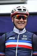 Hugo Hofstetter (French) at the presentation during the Road Cycling European Championships Glasgow 2018, in Glasgow City Centre and metropolitan areas Great Britain, Day 11, on August 12, 2018 - Photo Laurent Lairys / ProSportsImages / DPPI