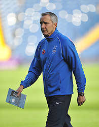 Crystal Palace caretaker manager Keith Millen  - Photo mandatory by-line: Alex James/JMP - Tel: Mobile: 07966 386802 02/11/2013 - SPORT - FOOTBALL - The Hawthorns - West Bromwich - West Bromwich Albion v Crystal Palace - Barclays Premier League