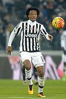 Juan Cuadrado Juventus,<br /> Torino 27-01-2016, Juventus Stadium, Football Calcio 2015/2016 Coppa Italia, Juventus - Inter, Foto Filippo Alfero/Insidefoto