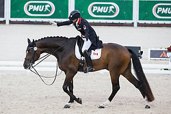 Karen Pavicic, (CAN), Don Daiquiri - Grand Prix Team Competition Dressage - Alltech FEI World Equestrian Games™ 2014 - Normandy, France.<br /> © Hippo Foto Team - Leanjo de Koster<br /> 25/06/14
