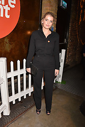 Lady Kitty Spencer at the Centrepoint Ultimate Pub Quiz, Village Underground, 54 Holywell Lane, London England. 7 February 2017.
