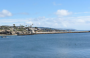Newport Channel and Corona del Mar