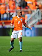 Nigel de Jong of The Netherlands\