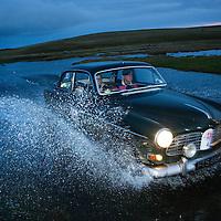 Car 04 Roger Osborne (GBR) / Barbara Osborne (GBR)