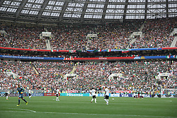 June 17, 2018 - Moscow, Russia - June 17, 2018, Russia, Moscow, FIFA World Cup, First round, Group F, Germany vs Mexico at the Luzhniki stadium. Player of the national team Main coach; trainer; (Credit Image: © Russian Look via ZUMA Wire)
