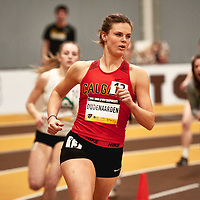 Niki Oudenaarden, Calgary, 2019 U SPORTS Track and Field Championships on Thu Mar 07 at James Daly Fieldhouse. Credit: Arthur Ward/Arthur Images