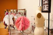 The costume shop at the newly-opened Atlanta Ballet Michael C. Carlos Dance Centre in Atlanta, Georgia September 13, 2010.