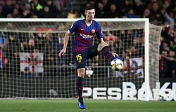 January 30, 2019 - Barcelona, Spain - Clement Lenglet during the match between FC Barcelona and Sevilla FC, corresponding to the secong leg of the 1/4 final of the spanish cup, played at the Camp Nou Stadium, on 30th January 2019, in Barcelona, Spain. Photo: Joan Valls/Urbanandsport /NurPhoto. (Credit Image: © Joan Valls/NurPhoto via ZUMA Press)