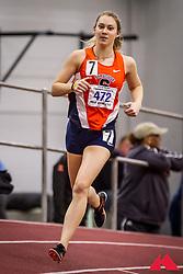 ECAC Indoor Champs, womens 1000 heats, Malone, Molly             SR Syracuse