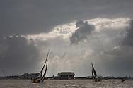 Monsoon Cup 2009. Kuala Terengganu, Malaysia. 4 December 2009. Photo: Sander van der Borch / Subzero Images