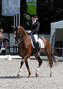 Jasmien de Koeyer - TC Take it Easy<br /> CHIO Rotterdam 2012<br /> © DigiShots - Esmee van Gijtenbeek