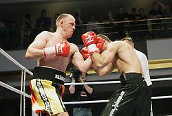 28.01.2012, Grand Elysee Hotel, Hamburg, GER, Universum Boxing Fight Night, im Bild Juergen BRAEHMER (Deutschland) vs Jose Maria GUERRERO (Spanien) // during weigh for the Universum Boxing Fight Night in Hamburg at the Grand Elysee Hotel, Germany 2012/01/28. EXPA Pictures © 2012, PhotoCredit: EXPA/ Eibner/ Andre Latendorf..***** ATTENTION - OUT OF GER *****