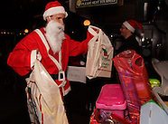 Santa Pub Crawl in Dayton's Oregon District benefiting Toys For Tots
