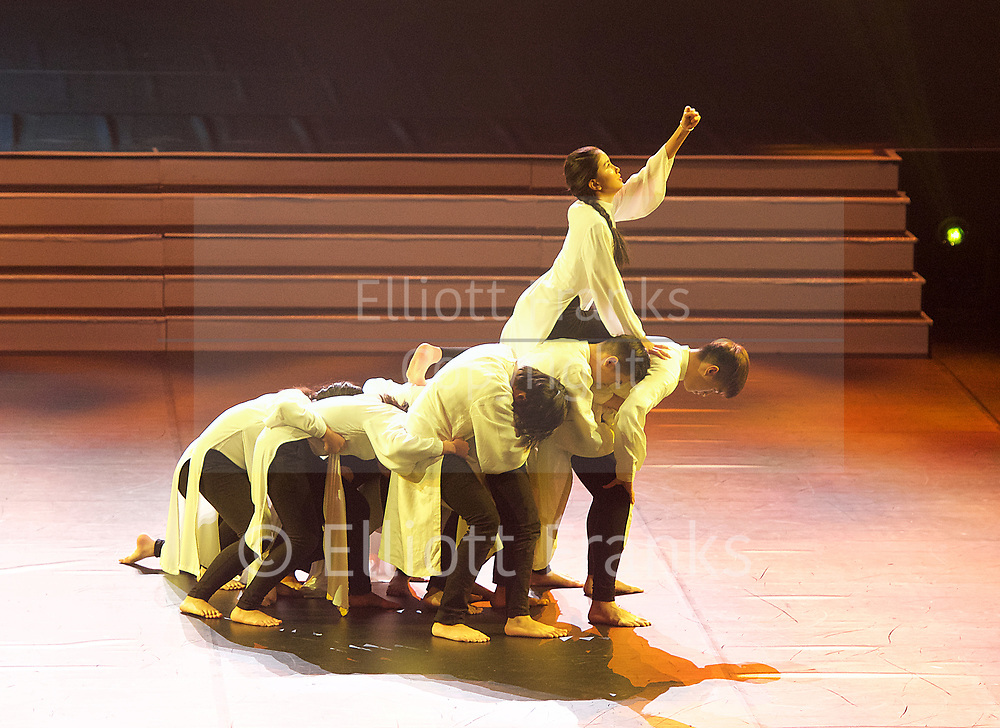 Soul Music & Performing Arts Academy Vietnam at Dance Proms 2017<br />