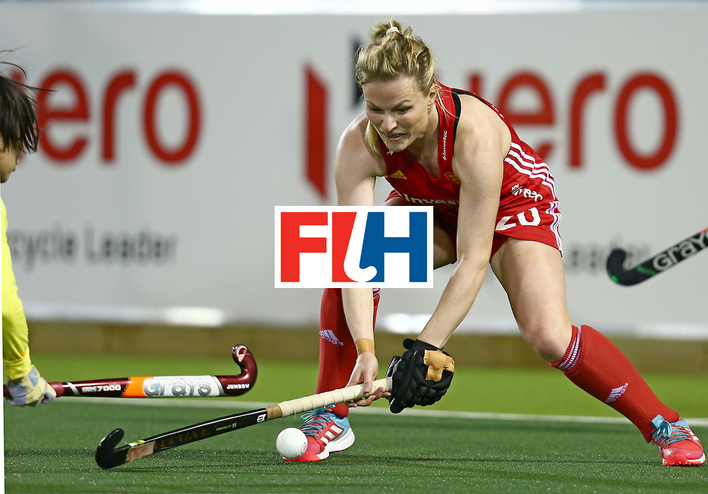 New Zealand, Auckland - 21/11/17  <br /> Sentinel Homes Women&rsquo;s Hockey World League Final<br /> Harbour Hockey Stadium<br /> Copyrigth: Worldsportpics, Rodrigo Jaramillo<br /> Match ID: 10302 - ENG vs CHN<br /> Photo: (20) PEARNE-WEBB Hollie