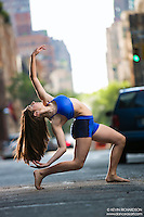 Dance As Art The New York City Photography Project with dancer Sydney Barone
