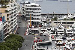 May 26, 2019 - Monte Carlo, Monaco - Motorsports: FIA Formula One World Championship 2019, Grand Prix of Monaco, ..#44 Lewis Hamilton (GBR, Mercedes AMG Petronas Motorsport), #33 Max Verstappen (NLD, Aston Martin Red Bull Racing), #77 Valtteri Bottas (FIN, Mercedes AMG Petronas Motorsport), #5 Sebastian Vettel (GER, Scuderia Ferrari Mission Winnow) (Credit Image: © Hoch Zwei via ZUMA Wire)