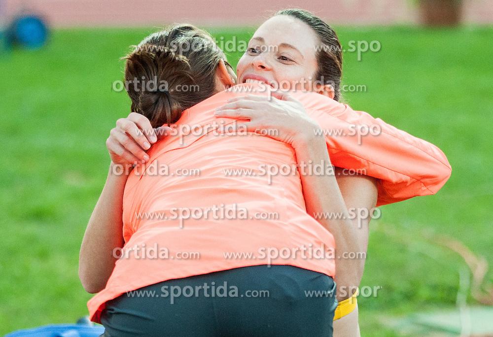 Fabiana Murer of Brasil after winning in Pole Vault Women during IAAF World Challenge Zagreb - The 65th Hanzekovic Memorial Meeting, on September 8, 2015, in Stadium Mladost, Zagreb, Croatia. Photo by Vid Ponikvar / Sportida
