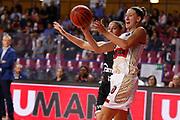 Valeria De Pretto<br /> Umana Reyer Venezia vs Famila Wuber Schio<br /> Lega Basket Femminile Serie A 2017/2018<br /> Venezia 15/10/2017<br /> Foto Ciamillo-Castoria/A.Gilardi