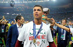 Cristiano Ronaldo of Portugal celebrate Winning the Uefa European Championship   - Mandatory by-line: Joe Meredith/JMP - 10/07/2016 - FOOTBALL - Stade de France - Saint-Denis, France - Portugal v France - UEFA European Championship Final