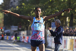 October 14, 2018 - Paris, France - Vainqueur Samuel Tsegay (Credit Image: © Panoramic via ZUMA Press)