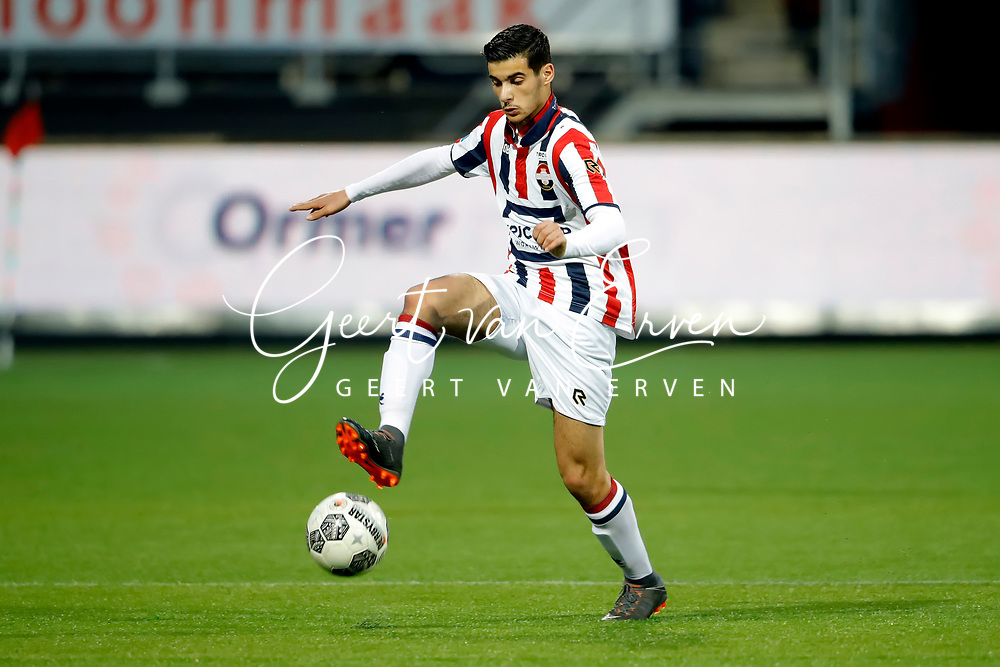 *Mo El Hankouri* of Willem II