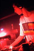 DJ Sasha at the Hacienda, Manchester, 1989