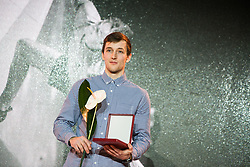 Gregor Vezovnik at 54th Annual Awards of Stanko Bloudek for sports achievements in Slovenia in year 2018 on February 13, 2019 in Brdo Congress Center, Brdo, Ljubljana, Slovenia,  Photo by Peter Podobnik / Sportida