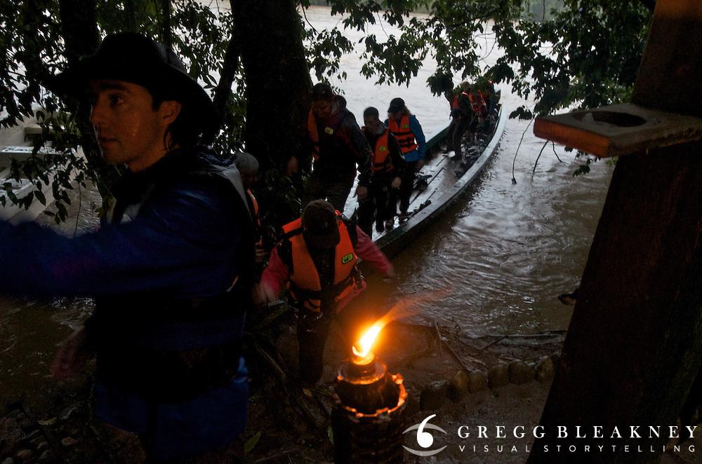 PSA # 4 Lacandon Jungle & Yaxchilán, Day 1 - Chiapas, Mexico - ATTA - Adventure Travel World Summit