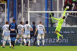 Foto LaPresse/Filippo Rubin<br /> 12/05/2019 Ferrara (Italia)<br /> Sport Calcio<br /> Spal - Napoli - Campionato di calcio Serie A 2018/2019 - Stadio &quot;Paolo Mazza&quot;<br /> Nella foto: EMILIANO VIVIANO (SPAL)<br /> <br /> Photo LaPresse/Filippo Rubin<br /> May 12, 2019 Ferrara (Italy)<br /> Sport Soccer<br /> Spal vs Napoli - Italian Football Championship League A 2018/2019 - &quot;Paolo Mazza&quot; Stadium <br /> In the pic: EMILIANO VIVIANO (SPAL)