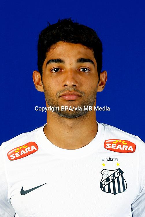 Alan Santos da Silva  ( Santos Futebol Clube )