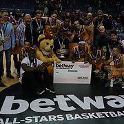 Betway British Basketball All-Stars Championship