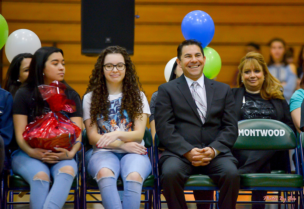 Diamond Price Tellez, Special Guest Speaker , Montwood High School