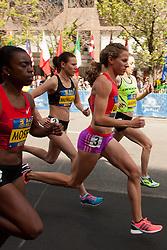 BAA Invitational Mile, women's elite, Morgan Uceny