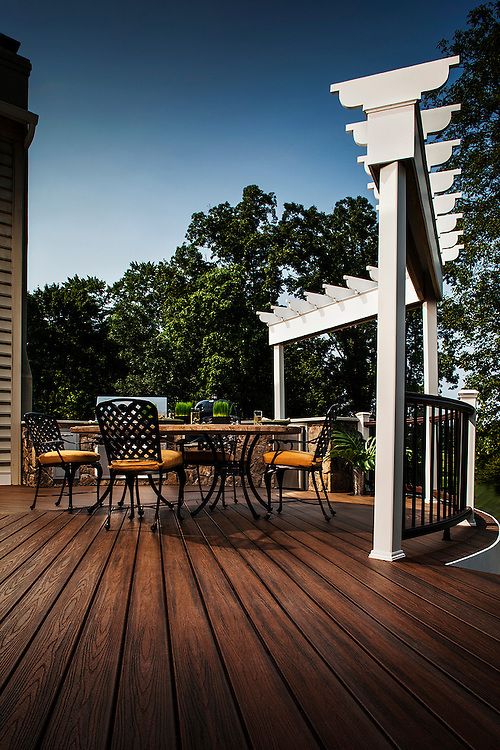 trex decking and furniture in virginia