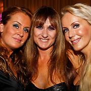 NLD/Tilburg/20101010 - Inloop musical Legally Blonde, Marion Keller, Laura Vlasblom en Mandy Huydts