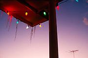 Leonardo Motel with Christmas tree