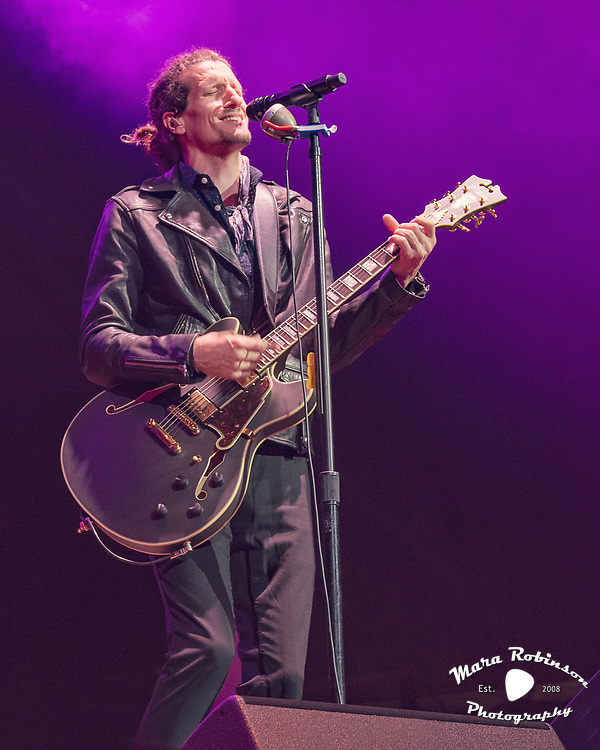 Revivalists at Jacobs Pavilion Cleveland by Akron music photographer Mara Robinson