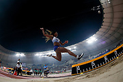 Abigail Irozuro (Great Britain), Long Jump Women Qualification - Group B, during the 2019 IAAF World Athletics Championships at Khalifa International Stadium, Doha, Qatar on 5 October 2019.