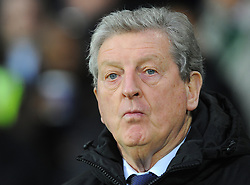 Crystal Palace manager Roy Hodgson looks on  -Mandatory by-line: Nizaam Jones/JMP - 01/12/2017 -  FOOTBALL - Cardiff City Stadium- Cardiff, Wales-  Cardiff City v Norwich City- Sky Bet Championship