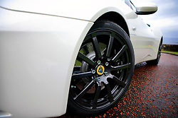 UK SCOTLAND GLENCOE 7MAY09 - Detail view of the Lotus Evora during road testing in Glencoe, Scotland. The first all-new Lotus since the iconic Elise roadster made its debut in 1995, the Evora enters the sports car market as the world's only production midengined 2+2...jre/Photo by Jiri Rezac..© Jiri Rezac 2009