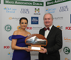 2019 Mayo Association Dublin Yew Tree Ball