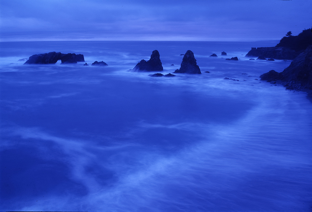 Coastline, Sea Ranch, California