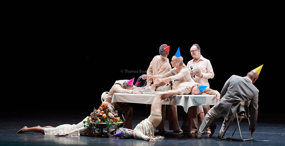 22nd June 2017. Elixir Festival, Knowbody II.Sadler's Wells, London. <br /> The Road Awaits Us conceived, adapted and choreographed by Annie-b Parsons