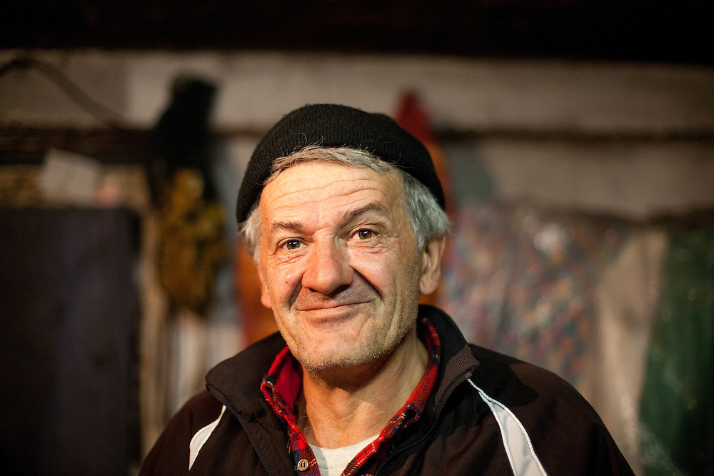 "Nedzib - father of former refugee Elvis Causevic who is collecting herbs, producing and selling teas (""Planinski Caj"" - Mountain Tea) and mixtures as medicine for different health problems made with recipes from his grandfather. The family settled here after the war ended in Bosnia. Hadžići is a town and a municipality located about 20 km south west of Sarajevo city but within the Sarajevo Canton of Bosnia and Herzegovina. According to the census of 2013, Hadžići municipality has a population of 23,891 residents."