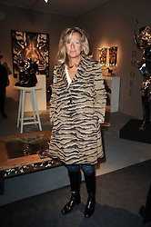 Private View of the Pavilion of Art & Design London 2010 held in Berkeley Square, London on 11th October 2010.<br /> Picture Shows:- PRINCESS CHANTAL OF HANOVER